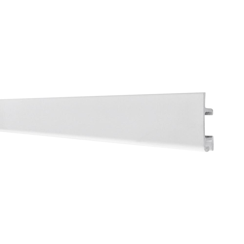 Slimline Art Hanging System – Track (rails) White